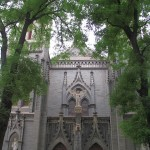 Church near Embassy Row Beijing 7