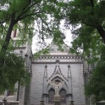 Church near Embassy Row Beijing 8