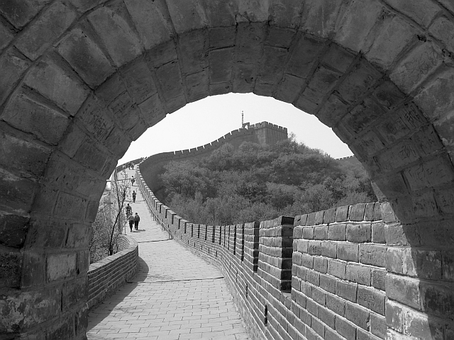 Great Wall 3 B&W