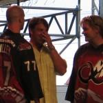 Dave Stilley, Dan Pratt, Dan Stroup